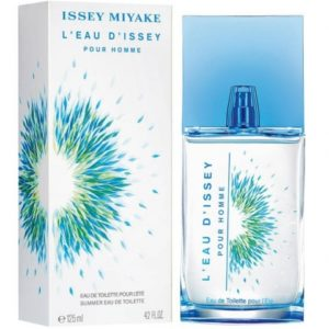 1b20f7e60f Issey Miyake L'eau D'issey Pour Homme Summer EDT for Men, 125 ml