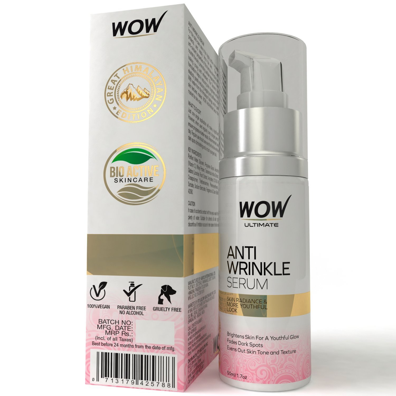 WOW Professional Anti Wrinkle Serum, 50 ml