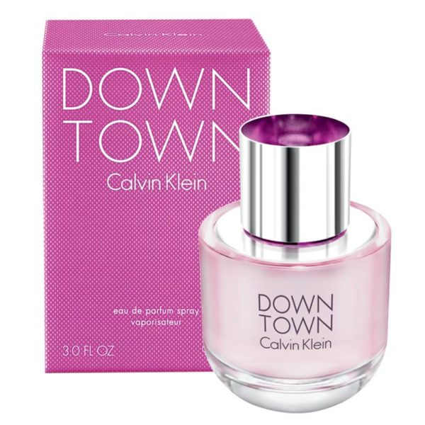 CK Down town EDP for women 90 ml-2